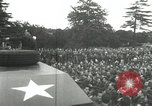 Image of 8th Air Force War Bond rally High Wycombe England United Kingdom, 1944, second 4 stock footage video 65675063323