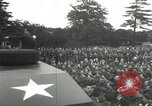 Image of 8th Air Force War Bond rally High Wycombe England United Kingdom, 1944, second 5 stock footage video 65675063323