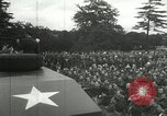 Image of 8th Air Force War Bond rally High Wycombe England United Kingdom, 1944, second 7 stock footage video 65675063323