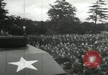 Image of 8th Air Force War Bond rally High Wycombe England United Kingdom, 1944, second 8 stock footage video 65675063323