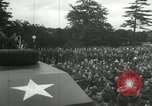 Image of 8th Air Force War Bond rally High Wycombe England United Kingdom, 1944, second 11 stock footage video 65675063323