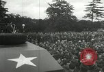 Image of 8th Air Force War Bond rally High Wycombe England United Kingdom, 1944, second 12 stock footage video 65675063323