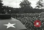 Image of 8th Air Force War Bond rally High Wycombe England United Kingdom, 1944, second 13 stock footage video 65675063323