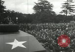 Image of 8th Air Force War Bond rally High Wycombe England United Kingdom, 1944, second 14 stock footage video 65675063323