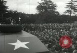 Image of 8th Air Force War Bond rally High Wycombe England United Kingdom, 1944, second 17 stock footage video 65675063323
