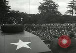 Image of 8th Air Force War Bond rally High Wycombe England United Kingdom, 1944, second 19 stock footage video 65675063323