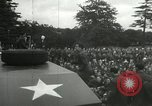 Image of 8th Air Force War Bond rally High Wycombe England United Kingdom, 1944, second 20 stock footage video 65675063323