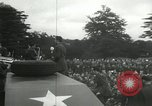 Image of 8th Air Force War Bond rally High Wycombe England United Kingdom, 1944, second 21 stock footage video 65675063323