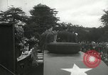 Image of 8th Air Force War Bond rally High Wycombe England United Kingdom, 1944, second 34 stock footage video 65675063323