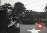 Image of 8th Air Force War Bond rally High Wycombe England United Kingdom, 1944, second 38 stock footage video 65675063323