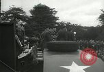 Image of 8th Air Force War Bond rally High Wycombe England United Kingdom, 1944, second 39 stock footage video 65675063323