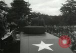 Image of 8th Air Force War Bond rally High Wycombe England United Kingdom, 1944, second 40 stock footage video 65675063323