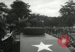 Image of 8th Air Force War Bond rally High Wycombe England United Kingdom, 1944, second 41 stock footage video 65675063323