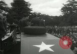 Image of 8th Air Force War Bond rally High Wycombe England United Kingdom, 1944, second 44 stock footage video 65675063323