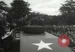 Image of 8th Air Force War Bond rally High Wycombe England United Kingdom, 1944, second 47 stock footage video 65675063323