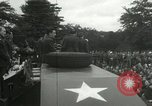 Image of 8th Air Force War Bond rally High Wycombe England United Kingdom, 1944, second 48 stock footage video 65675063323