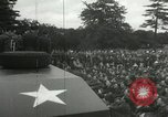 Image of 8th Air Force War Bond rally High Wycombe England United Kingdom, 1944, second 57 stock footage video 65675063323