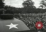 Image of 8th Air Force War Bond rally High Wycombe England United Kingdom, 1944, second 58 stock footage video 65675063323