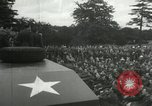 Image of 8th Air Force War Bond rally High Wycombe England United Kingdom, 1944, second 59 stock footage video 65675063323