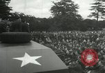 Image of 8th Air Force War Bond rally High Wycombe England United Kingdom, 1944, second 60 stock footage video 65675063323