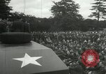 Image of 8th Air Force War Bond rally High Wycombe England United Kingdom, 1944, second 61 stock footage video 65675063323