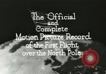 Image of Polar expedition North Pole, 1926, second 11 stock footage video 65675063324