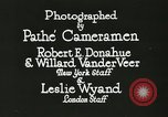 Image of Polar expedition North Pole, 1926, second 28 stock footage video 65675063324