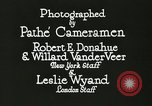 Image of Polar expedition North Pole, 1926, second 37 stock footage video 65675063324