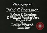 Image of Polar expedition North Pole, 1926, second 39 stock footage video 65675063324