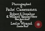 Image of Polar expedition North Pole, 1926, second 40 stock footage video 65675063324