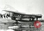Image of North Pole expedition Spitsbergen Norway, 1926, second 40 stock footage video 65675063327