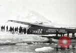 Image of North Pole expedition Spitsbergen Norway, 1926, second 51 stock footage video 65675063327