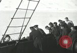 Image of Byrd congratulated for flight over the North Pole Spitsbergen Norway, 1926, second 23 stock footage video 65675063336