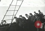 Image of Byrd congratulated for flight over the North Pole Spitsbergen Norway, 1926, second 24 stock footage video 65675063336