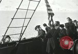 Image of Byrd congratulated for flight over the North Pole Spitsbergen Norway, 1926, second 27 stock footage video 65675063336