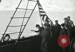 Image of Byrd congratulated for flight over the North Pole Spitsbergen Norway, 1926, second 31 stock footage video 65675063336