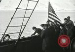 Image of Byrd congratulated for flight over the North Pole Spitsbergen Norway, 1926, second 32 stock footage video 65675063336
