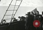 Image of Byrd congratulated for flight over the North Pole Spitsbergen Norway, 1926, second 34 stock footage video 65675063336