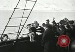 Image of Byrd congratulated for flight over the North Pole Spitsbergen Norway, 1926, second 37 stock footage video 65675063336