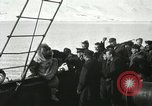 Image of Byrd congratulated for flight over the North Pole Spitsbergen Norway, 1926, second 38 stock footage video 65675063336