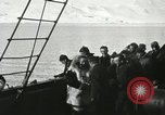 Image of Byrd congratulated for flight over the North Pole Spitsbergen Norway, 1926, second 39 stock footage video 65675063336