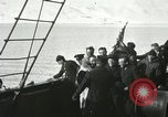 Image of Byrd congratulated for flight over the North Pole Spitsbergen Norway, 1926, second 40 stock footage video 65675063336