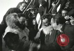 Image of Byrd congratulated for flight over the North Pole Spitsbergen Norway, 1926, second 43 stock footage video 65675063336