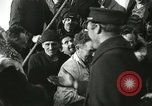 Image of Byrd congratulated for flight over the North Pole Spitsbergen Norway, 1926, second 47 stock footage video 65675063336