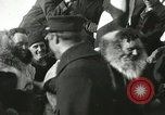 Image of Byrd congratulated for flight over the North Pole Spitsbergen Norway, 1926, second 48 stock footage video 65675063336