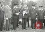 Image of Commander Richard Byrd Washington DC USA, 1927, second 41 stock footage video 65675063338