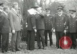 Image of Commander Richard Byrd Washington DC USA, 1927, second 46 stock footage video 65675063338