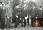 Image of Commander Richard Byrd Washington DC USA, 1927, second 47 stock footage video 65675063338