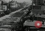 Image of Woodrow Wilson Inaugural parade United States USA, 1913, second 16 stock footage video 65675063339