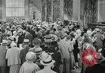 Image of Great Depression and FDR United States USA, 1933, second 23 stock footage video 65675063342